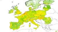 Umwelt: neue Karten zeigen Europäern Luftverschmutzung aus diffusen Quellen im Detail