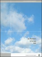Contaminación atmosférica en Europa 1997