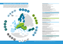 Impacto del  cambio climático en las regiones europeas