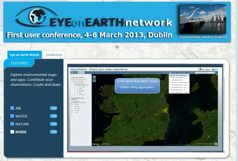 Eye-on-Earth Conference