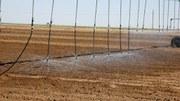 De l'eau pour l'agriculture