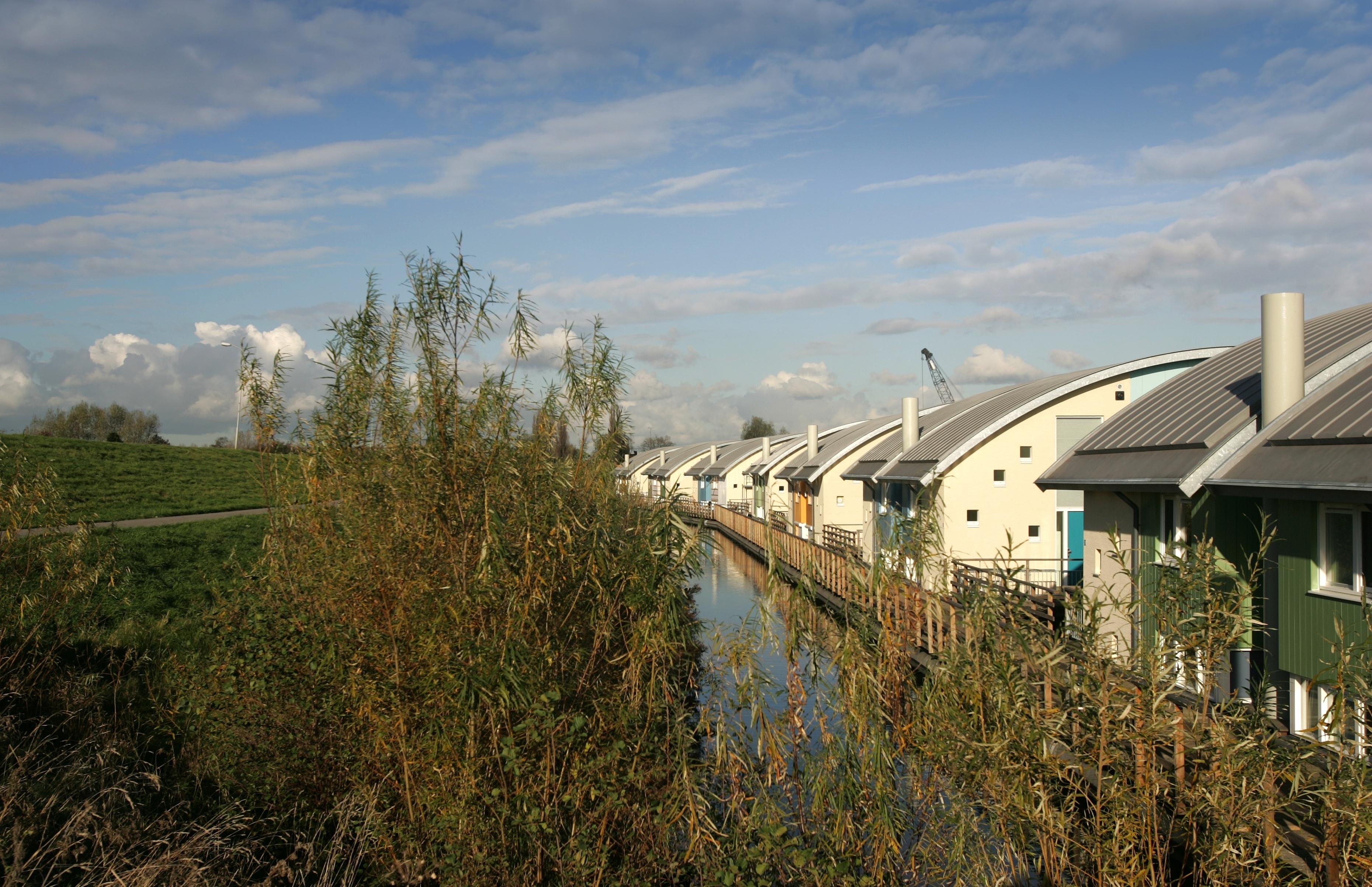 Maisons amphibies