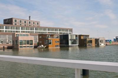 Maisons sur l'eau