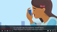 Qualité de l'air en Europe