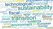 Ageing population, emerging technologies and fiscal sustainability can influence EU's path to sustainable future