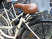 Many will cycle to work on Friday as part of the European car-free day