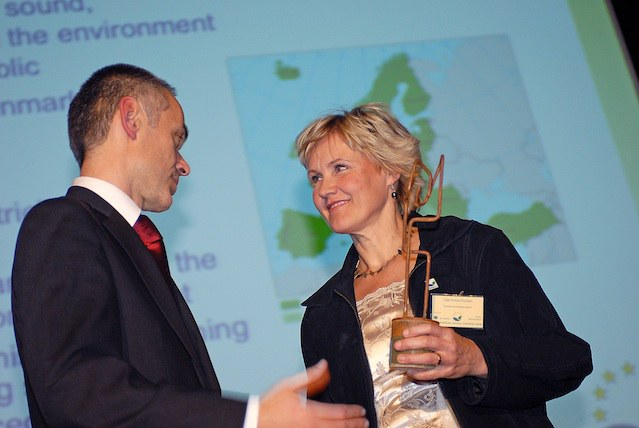 EEA receives EMAS award