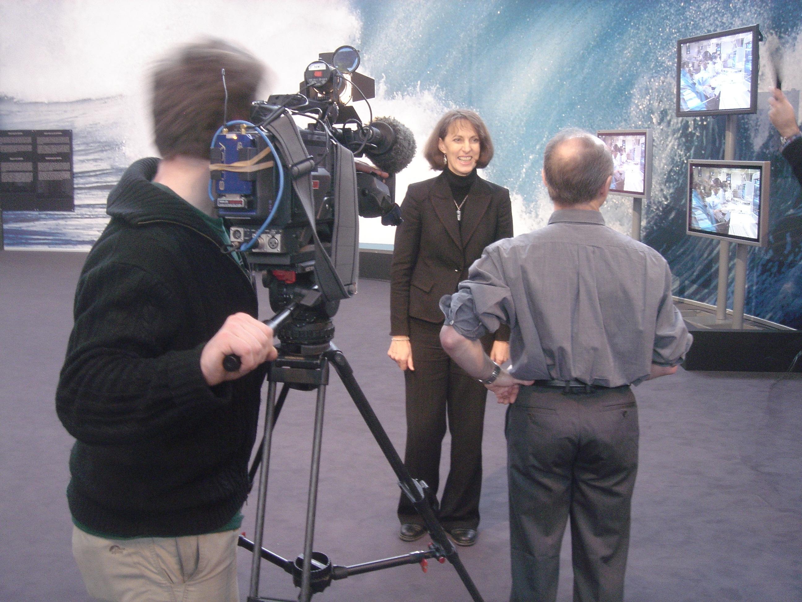 ESA Earth and Space Week - Brussels April 2005