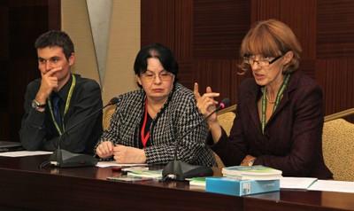 Press conference - Astana September 2011