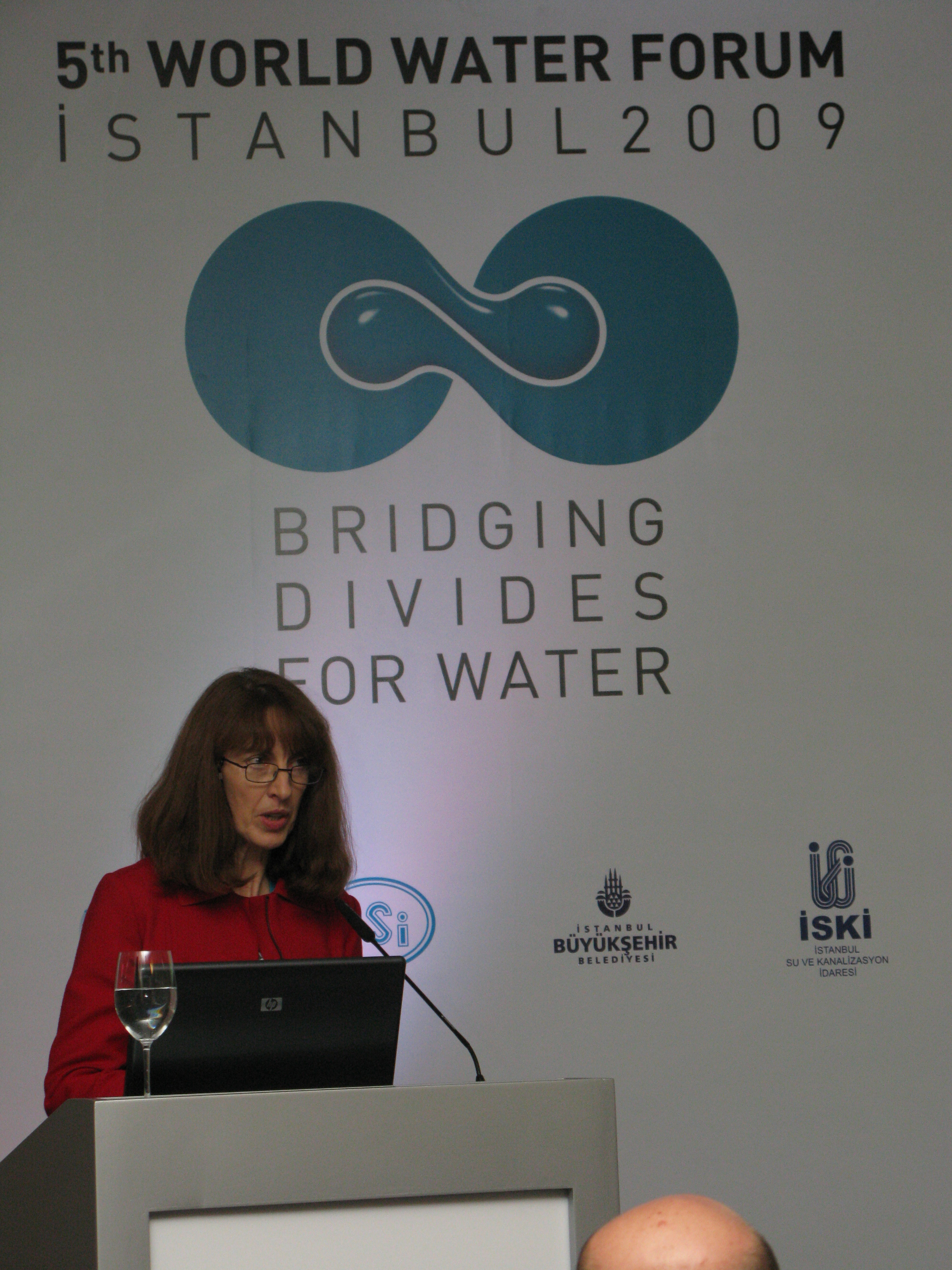 World Water Forum - Istanbul May 2009
