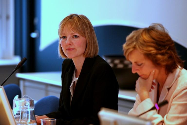 Commissioner Hedegaard and Minister Auken