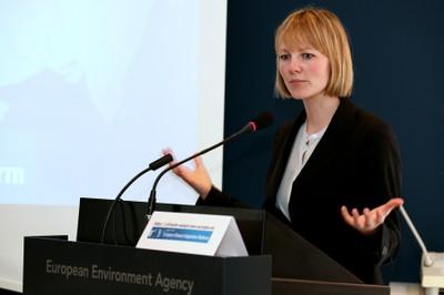 Danish Environment Minister Ida Auken