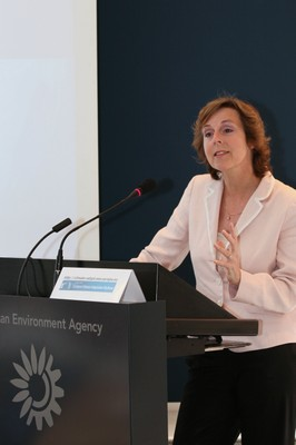 European Commissioner for Climate Action Connie Hedegaard