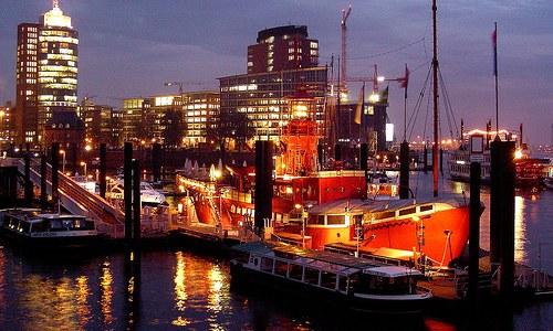 Hamburg: European Green Capital 2011