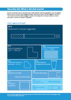 Raccolta dei rifiuti e dei dati marini