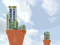 Miestai - Nuo miesto erdvių iki miesto ekologinių sistemų