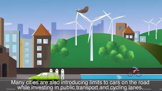 EEA Air quality animation