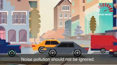EEA Noise Pollution