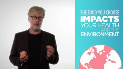 Good food, fresh thinking - a look at our food system