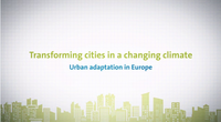 Hans Bruyninckx — Climate change adaptation in cities
