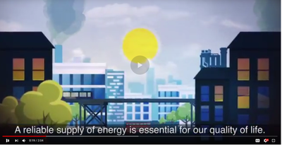 Shaping the future of energy in Europe - Clean, smart and renewable