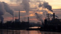 Higher EU greenhouse gas emissions in 2010 due to economic recovery and cold winter