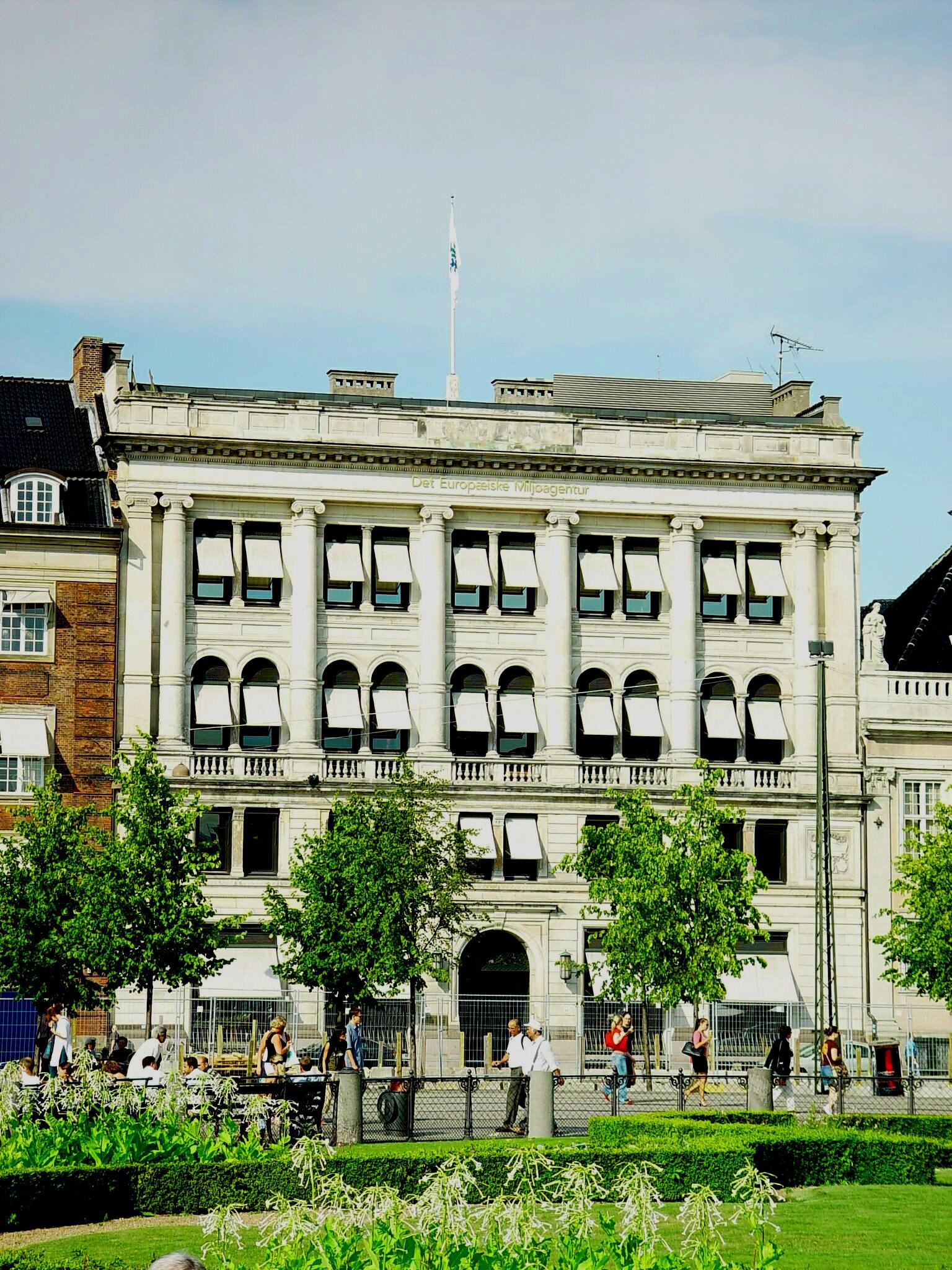 European Environment Agency main building