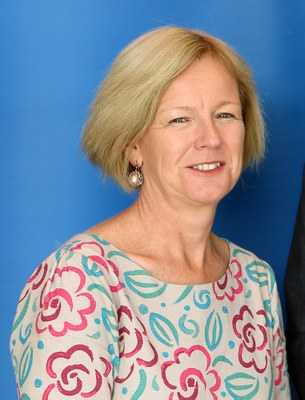 Laura Burke, chair of the EEA Management Board