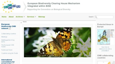 EC-CHM - European Community Biodiversity Clearing-House Mechanism