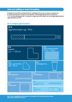 Data om rydding av marin forsøpling