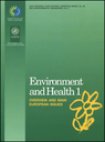 Environment and Health 1 - Overview and Main European Issues