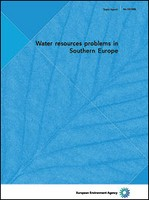 Water resources problems in Southern Europe