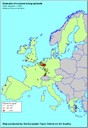 Air pollution in the European Union - Exceedance of ozone threshold values in 1995 and summer 1996 - Part I