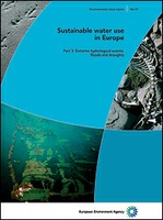 Sustainable water use in Europe