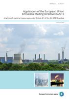 Application of the European Union  Emissions Trading Directive in 2015
