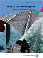 TERM 2002 - Paving the way for EU enlargement - Indicators of transport and environment integration