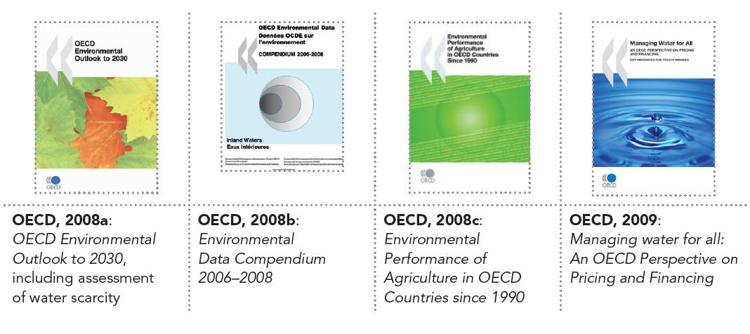 OECD water assessments