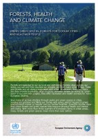 Forests, health and climate change