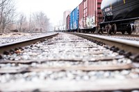 Rail and waterborne best for low-carbon motorised transport