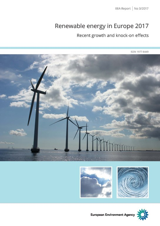 Renewable Energy In Europe 2017 Recent Growth And Knock On Effects