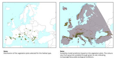Underpinning European policy on nature conservation - Revision of the EUNIS habitat classification