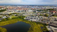 Urban sustainability in Europe — opportunities in challenging times