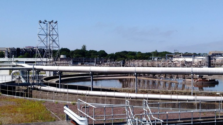 Urban waste water treatment for 21st century challenges