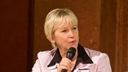 Interview: Margot Wallström talks about sexual violence in conflicts