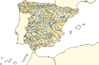 Map Of Spain Rivers.Freshwater State And Impacts Spain European Environment Agency
