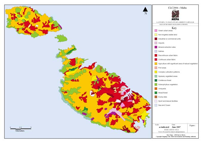 Country Profile Distinguishing Factors Malta