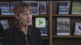 Prof. Jacqueline McGlade, EEA executive director, presents The European environment – state and outlook 2010