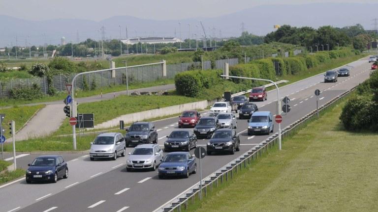 Transport — passenger transport demand and modal split