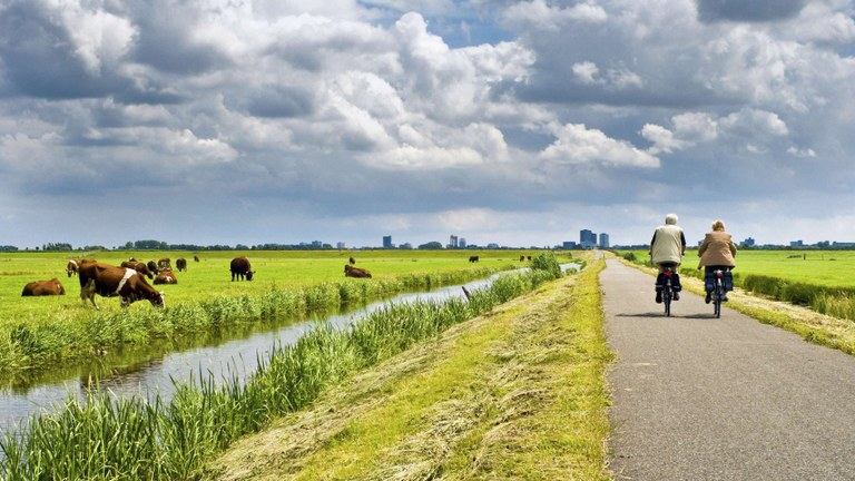 The Netherlands country briefing - The European environment — state and outlook 2015