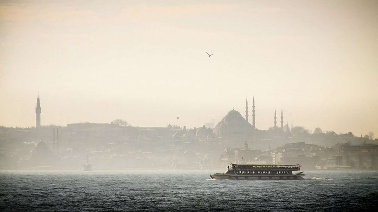 Turkey country briefing - The European environment — state and outlook 2015